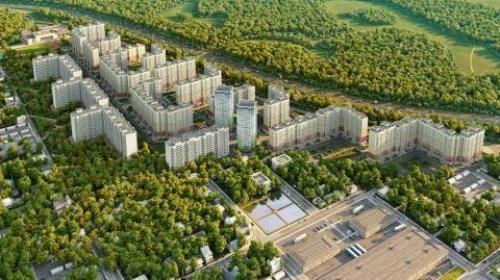 ЖК Звенигород, мкр. Восточный-2,3 от компании СУ-155