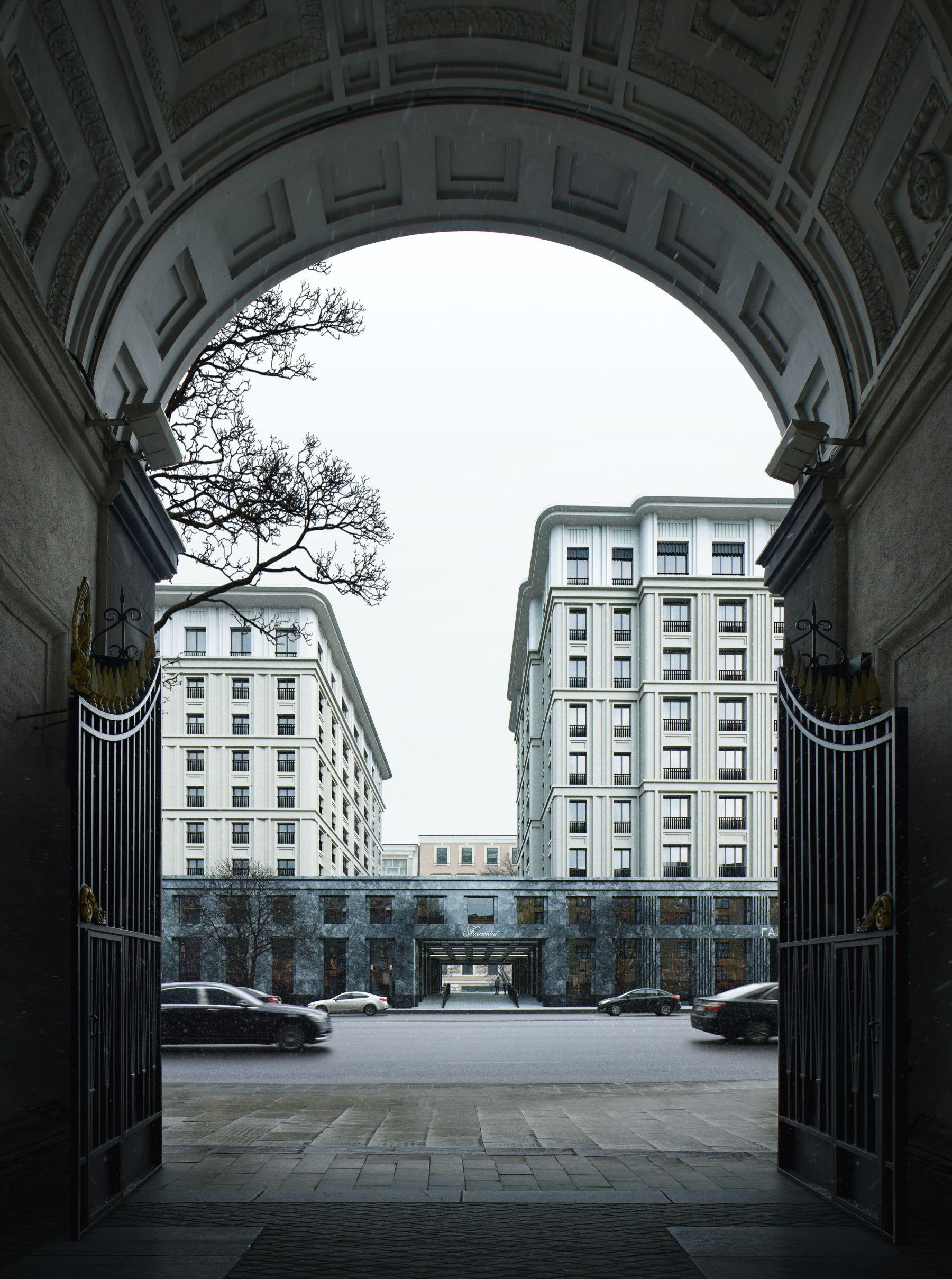 Фото ЖК Fairmont Vesper Residences