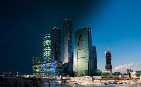 Фотография. Imperia Tower от компании MOS CITY GROUP
