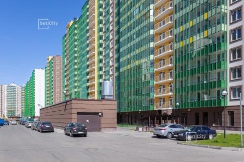 ЖК GreenЛандия от компании Setl City