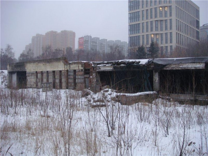 Компания «Галс-Девелопмент» объявляет банкротом застройщика земель на месте бывшей гостиницы