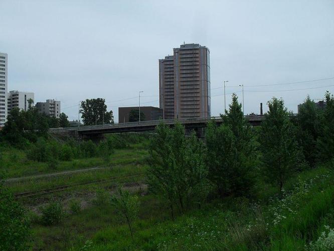Группа «Эталон» получила разрешение на строительство жилья на месте Ташкентского путепровода в Московском районе