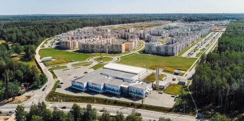 ЖК Новое Сертолово от компании КВС