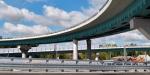 Открытие новых развязок на МКАД позволил увеличить скорость движения транспорта примерно на треть