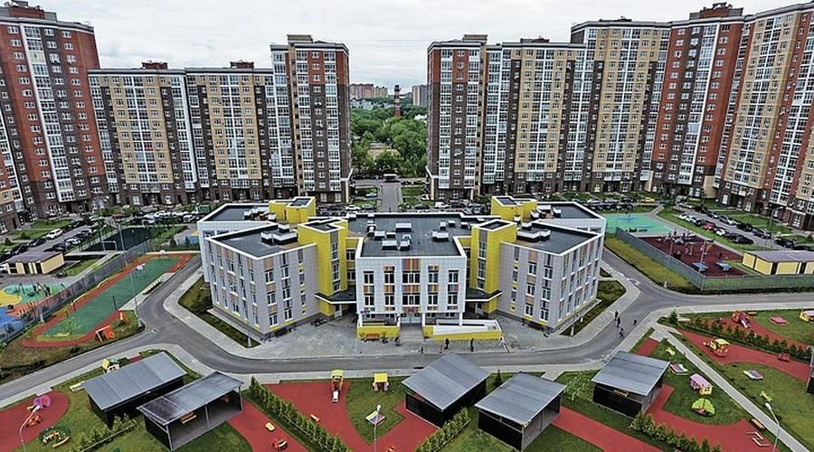Полмиллиона «квадратов» в Новой Москве