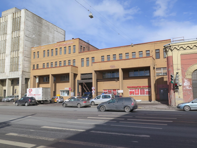 Фотография. Офисный центр от компании Невский завод