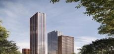 Рядом с метро «Борисово» построят четыре жилые башни