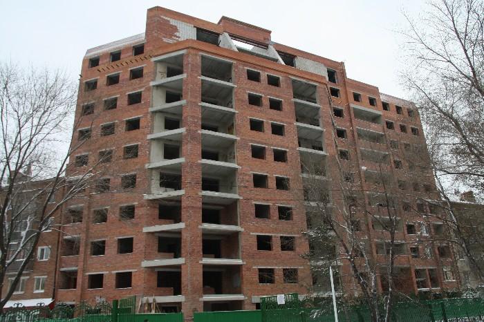 Дольщики получат приобретенные квартиры по решению суда