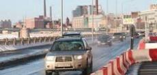 Открыта развязка на Пироговской набережной и Сампсониевский мост