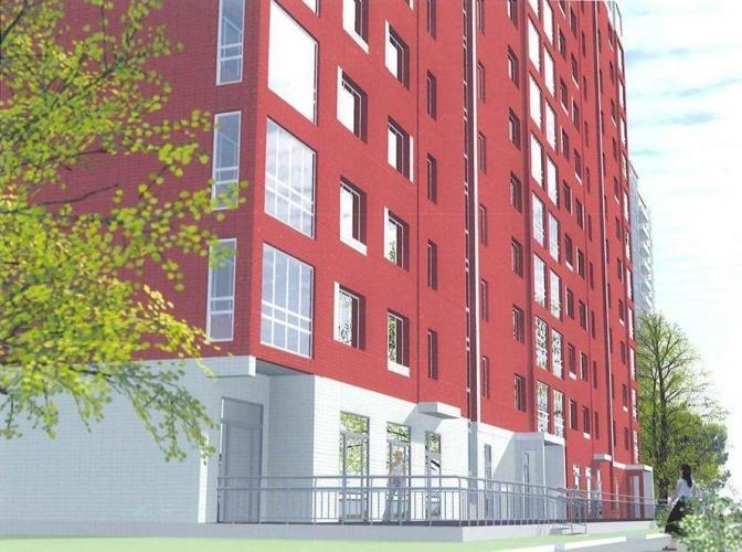В Некрасовке построят дом новой панельной серии с рельефными фасадами