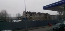 Возле Балтийского вокзала построят жилой комплекс бизнес-класса