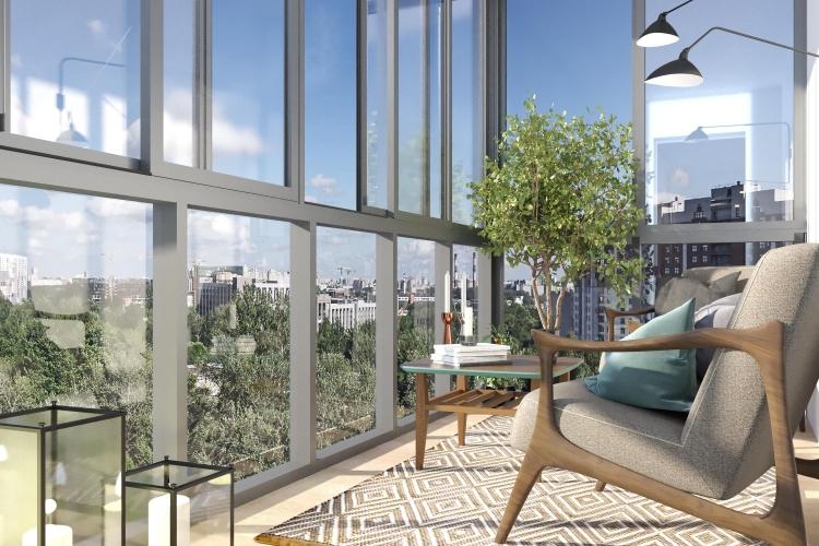 Шведский девелопер Bonava выводит на рынок Петербурга новый формат жилья