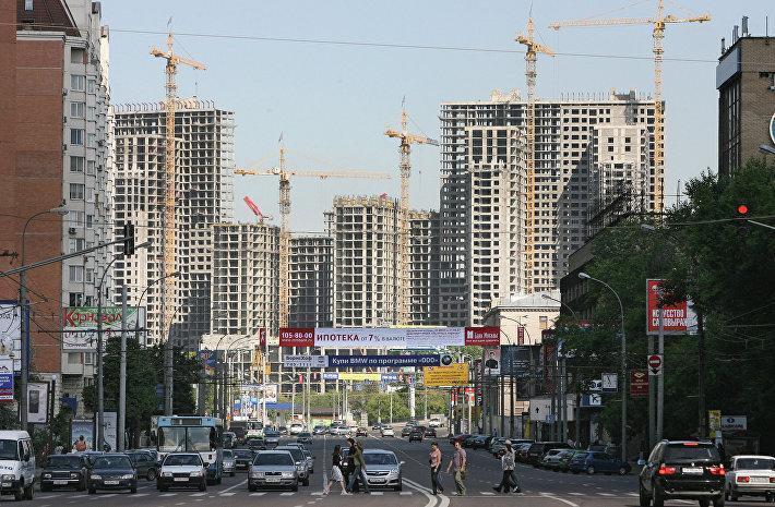 Прогноз: в Москве в 2017 году ожидается небольшой спад инвестиций в строительные проекты