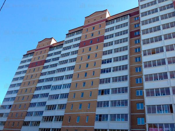 Фото ЖК Дом на улице Рабочая