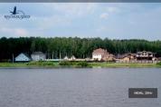 Фото КП Белое Озеро от Красивая земля. Коттеджный поселок Beloe Ozero