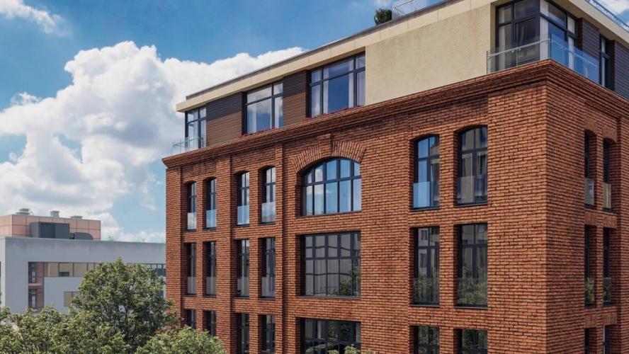 Компания Sminex в августе открыла продажи в элитном жилом комплексе в Тверском районе Москвы