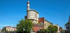 Здание ТЭЦ фабрики «Красное знамя» планируют превратить в культурное пространство