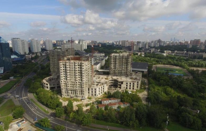 Проблемный ЖК «Академ-Палас» в Москве сочли поддающимся достройке