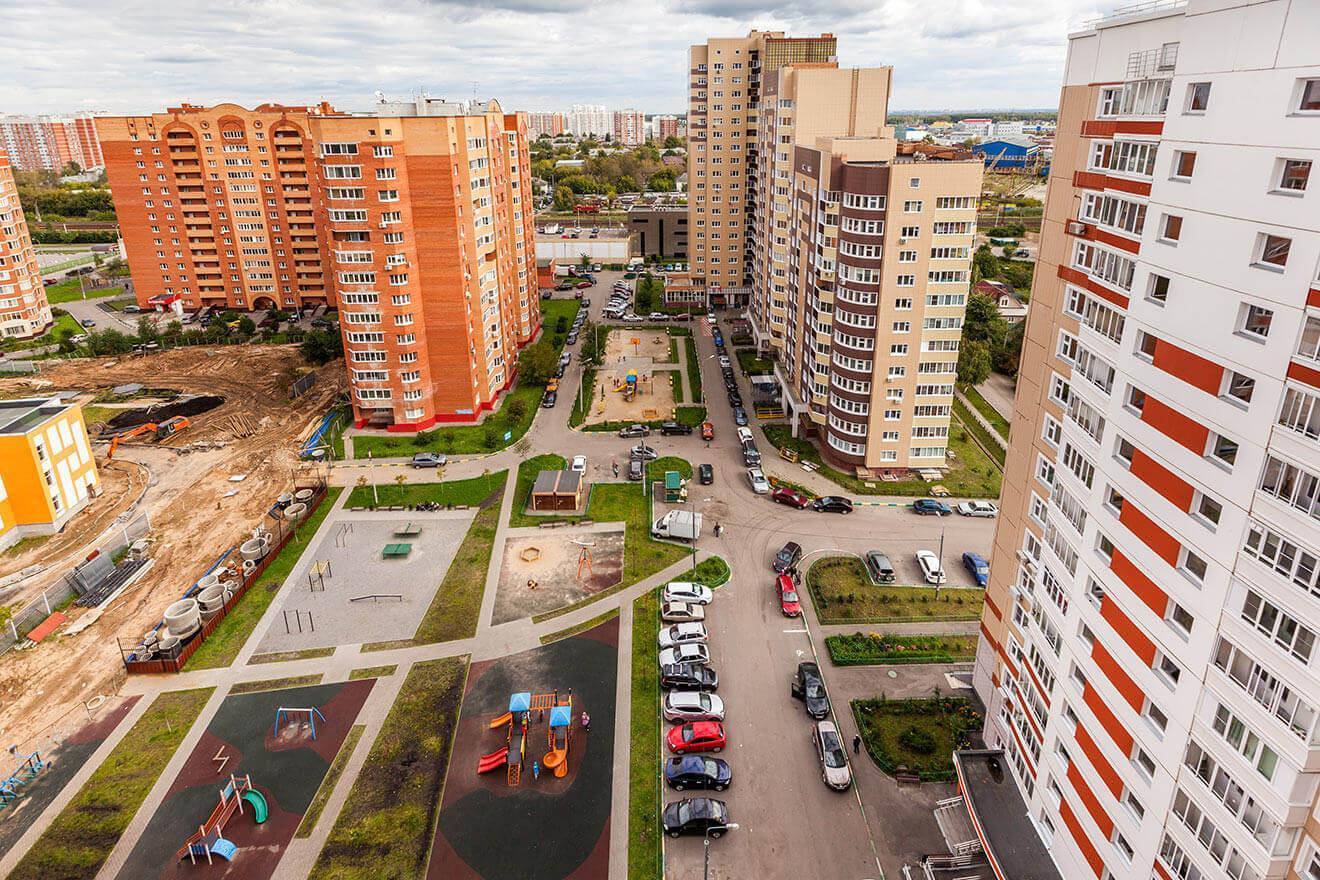 Фото ЖК На улице Чехова