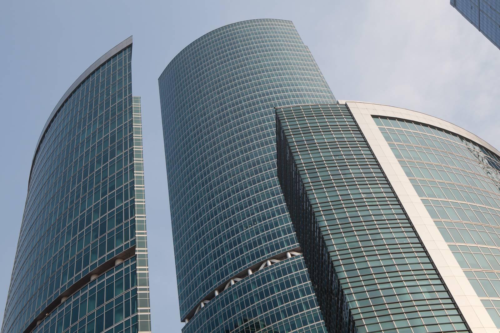 Фотография. Башня на Набережной от компании Maris