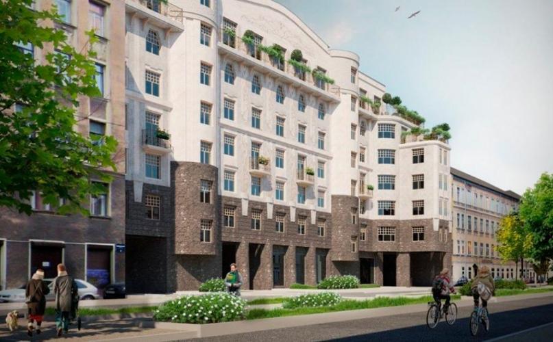 Начались продажи квартир в ЖК «Идеалист» от ГК «Еврострой»
