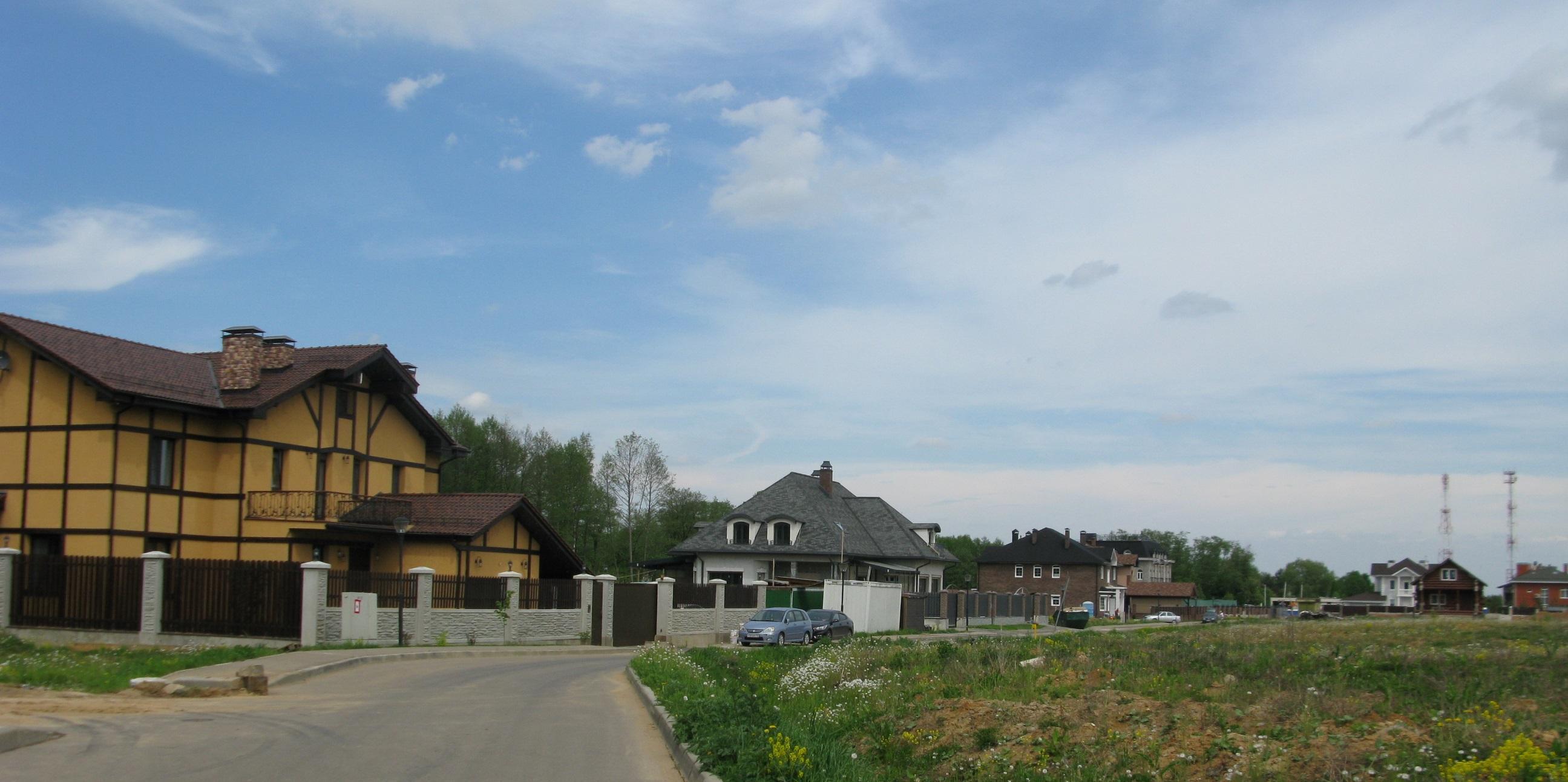 Фото коттеджного поселка Природный парк Каменка от RDI Group. Коттеджный поселок