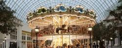 Парк развлечений «Остров мечты» в Москве введен в эксплуатацию