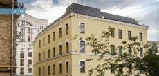 В Москве выставили на торги офисное здание в центре города за 1,14 млрд рублей