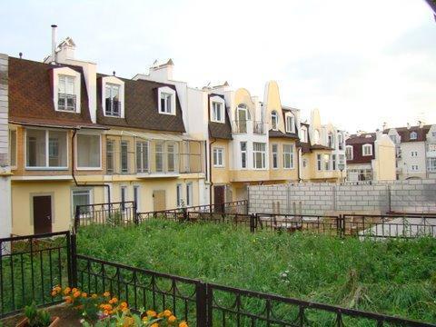 Наиболее доступные таунхаусы  - на Егорьевском и Симферопольском шоссе