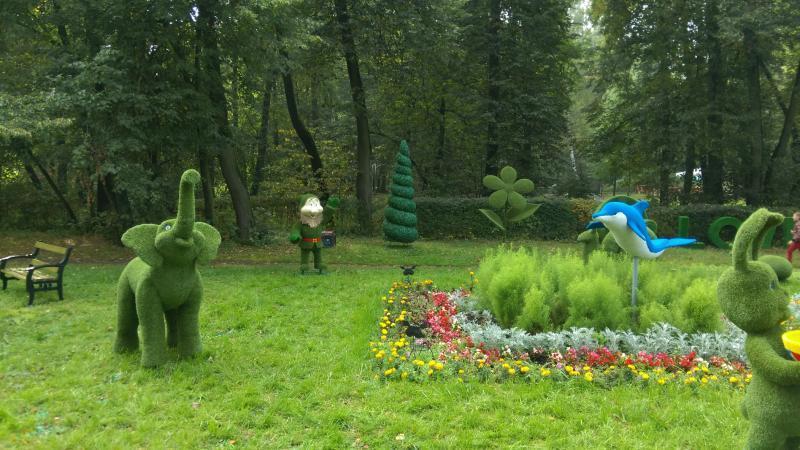 В Москве появится новый парк «Событие»
