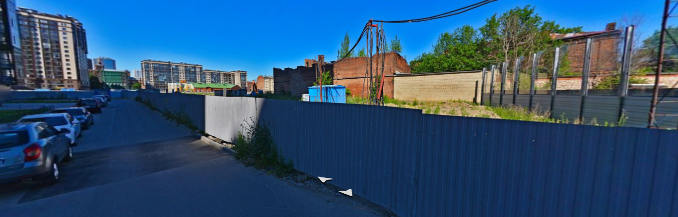 На Рощинской улице построят МФЦ с апартаментами и офисами