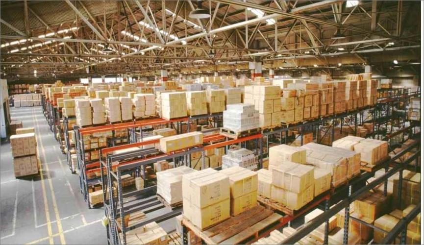 На складском рынке Москвы заключена вторая по величине сделка 2020 года