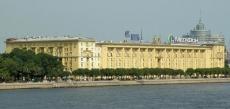 В доме Военморов на Петровской набережной откроют отель с рестораном