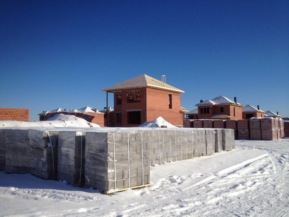 Фото коттеджного поселка Истра Вилладж Парус от Мастер Девелопмент. Коттеджный поселок Istra Villadzh Parus