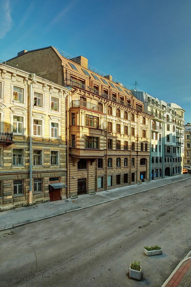 Фото ЖК Дворцовая Слобода