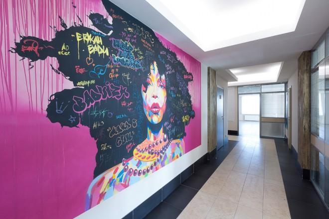 Компания «Veeam» арендовала новые офисы в бизнес-центре «Graffiti»