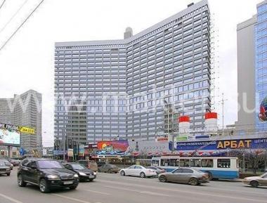 Фото БЦ Новый Арбат от КОНТИНЕНТ-Недвижимость. Бизнес-центр Novyy Arbat