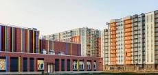 Новая школа в Буграх в составе ЖК «Энфилд» введена в эксплуатацию.