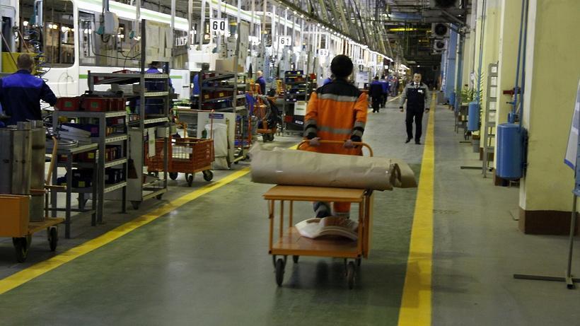 Московская область производит около 15% всех строительных материалов, выпускаемых в России
