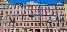 В Петербурге распродан по  частям бывший офис банка «Югра» на Суворовском проспекте