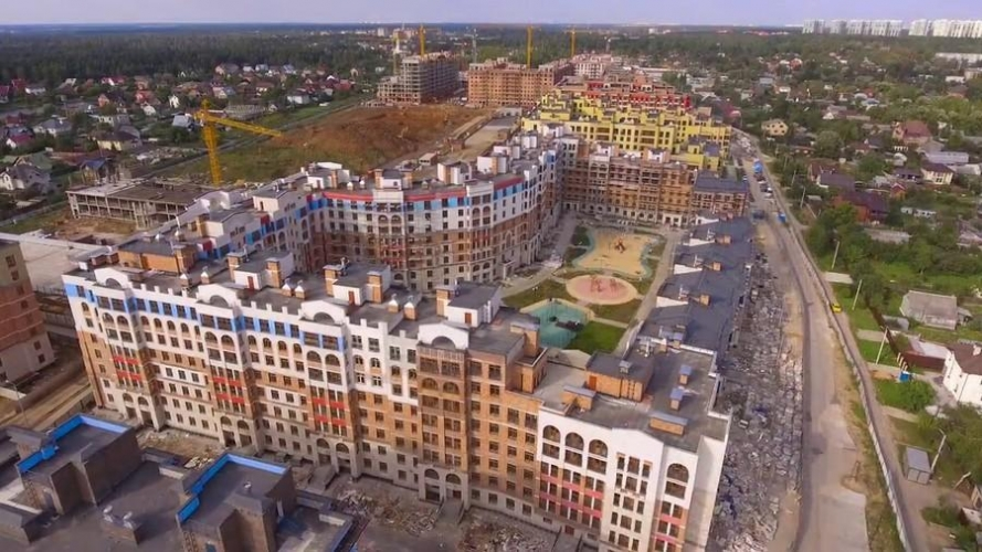 Дольщикам Urban Group передали ключи от 500 помещений