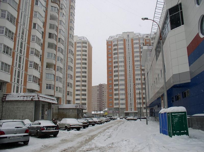 За январь-ноябрь жилье на вторичном рынке Петербурге подорожало на 9,3%