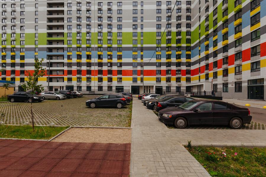 Фото ЖК Краснознаменская 17