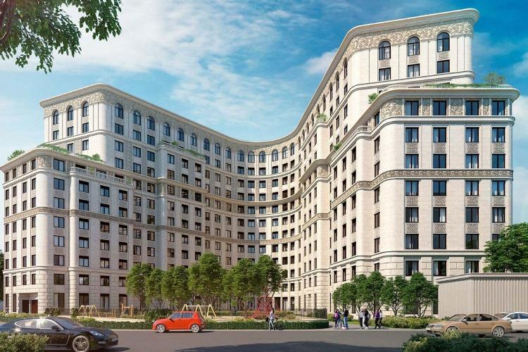 «Интеко» может перекупить проект жилого комплекса на месте ИД «Коммерсантъ» в Москве