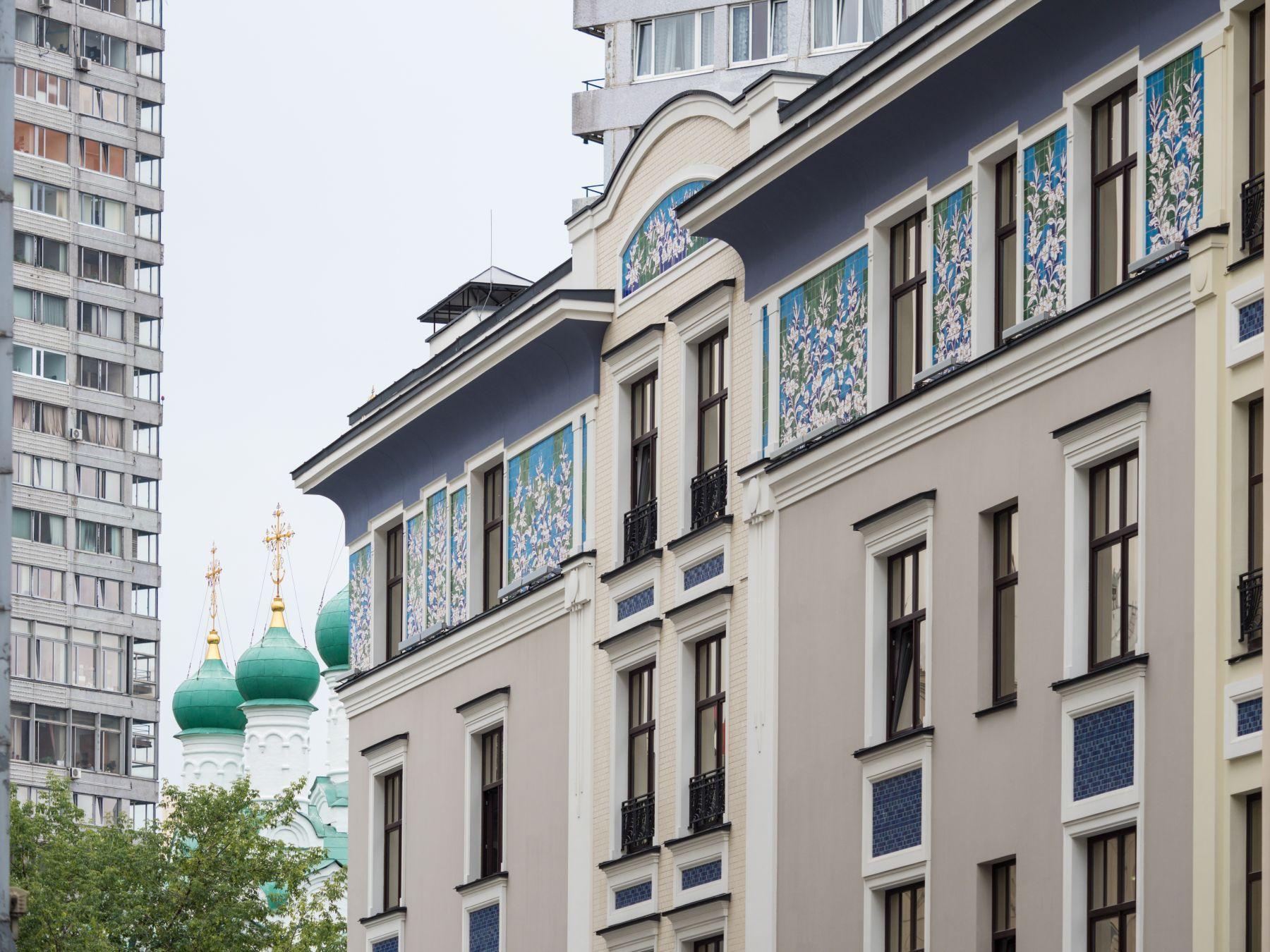 Жилой комплекс Театральный Дом Галс-Девелопмент Москва. Квартиры и цены