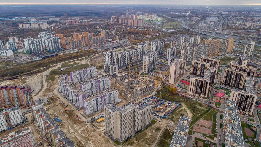 Ленобласть ищет механизм сокращения жилого строительства во Всеволожском районе