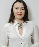 Ежунинова Юлия Викторовна