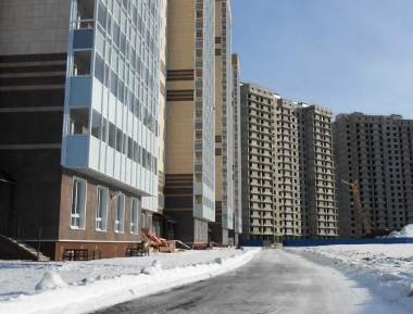 Фото ЖК ПАРКОЛА от Патриот-Нева. Жилой комплекс
