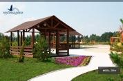 Фото КП Сосновый Берег от Красивая земля. Коттеджный поселок Sosnovyy Bereg