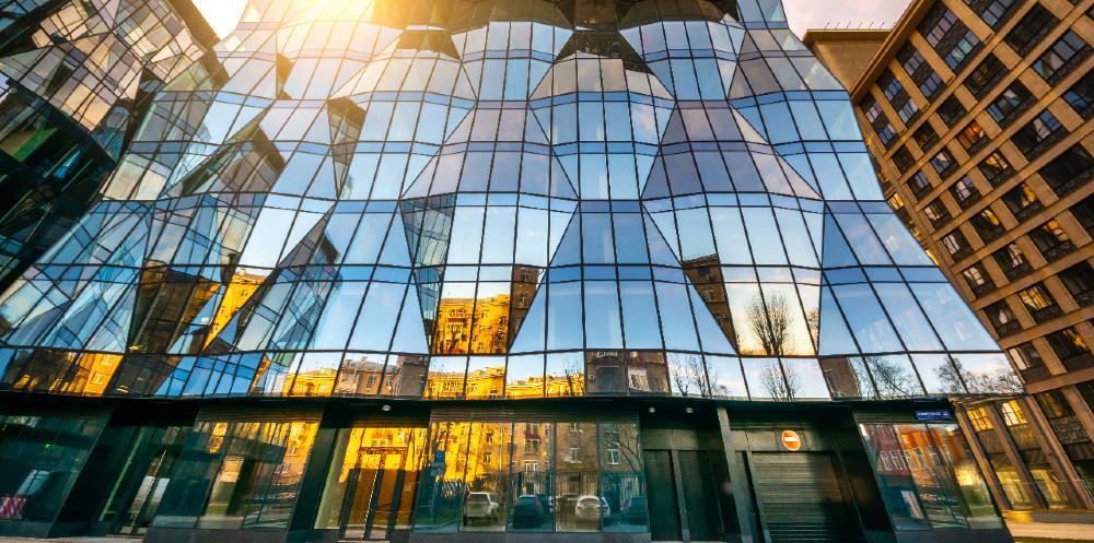 В Петербурге резко вырос ввод новых бизнес-центров